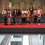 Wompreneur, visita VIP, Wompreneur VIP, mujeres STEM, STEM women, BSC, Barcelona Supercomputing Center