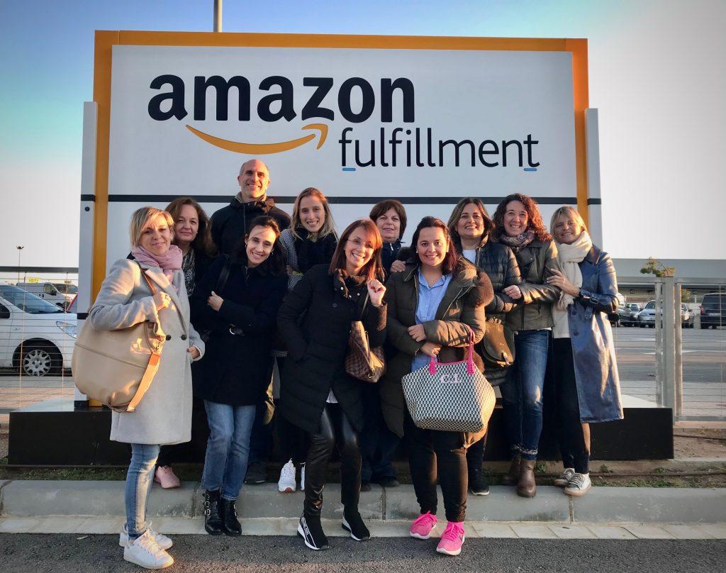 Wompreneur, visitas VIP, Amazon, visitas Amazon, Amazon mujeres, Black Friday Amazon
