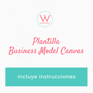 Plantilla Business Model Canvas